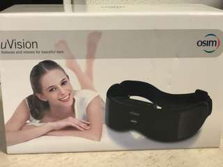 OSIM uVision Eye Massager