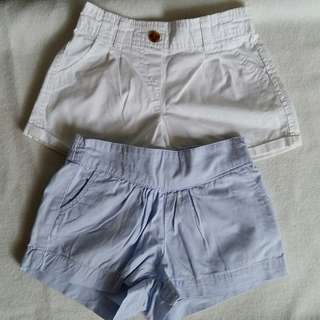 Cotton On kids shorts for girls