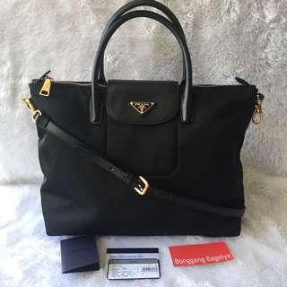 Authentic Prada BN2541 Shopping Bag