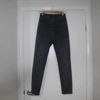 Dr Denim High Wasted Jeans