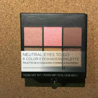 BH Cosmetics Neutral Eyes to Go