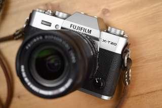 Kredit Kamera Fujifilm XT20 Proses Cepat Cuman 3 Menit Cicilan 0% Tanpa kartu kredit