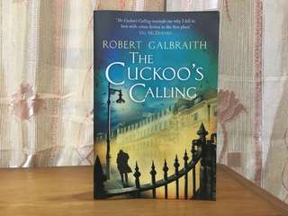 (Preloved) The Cuckoo's Calling