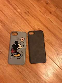 """4.7"""" iPhone Case - leather"""