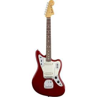 Fender Classic Player Jaguar Special Guitar, Rosewood Neck, Candy Apple Red