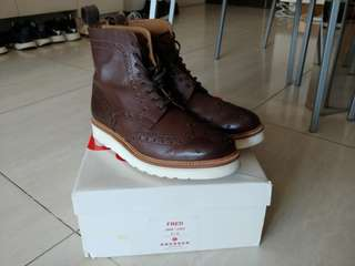 Grenson Fred Boot Made in UK
