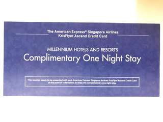 {Staycation Singapore} Millennium Hotels