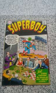 Silver Age DC Comics Superboy