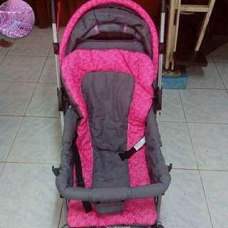 Stroller for baby girl