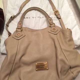 MARC BY MARC JACOBS 'Classic Q - Francesca' Leather Shopper