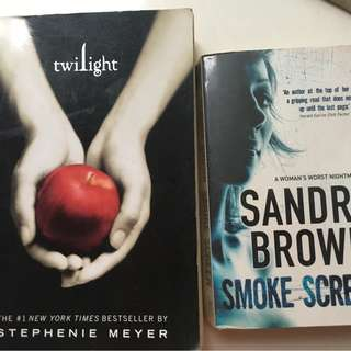 2 books for 5$