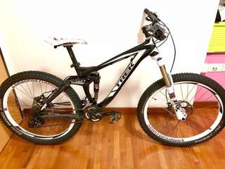 "Trek Remedy 26"" Full Suspension MTB"