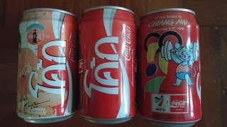 可口可樂罐(收藏品)泰國1995