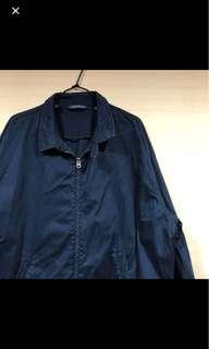 Polo 深藍外套