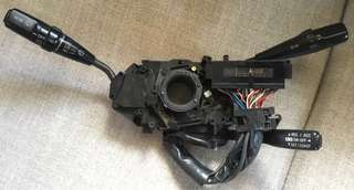 Toyota 84310-6A080 Switch Assembly with Cruise Control (RHD)