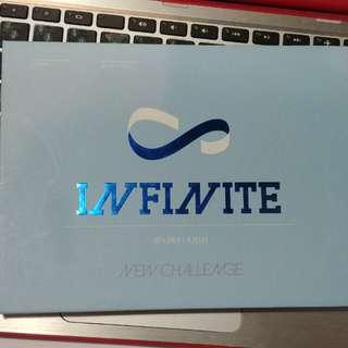 INFINITE-New challenge連成鍾明信片