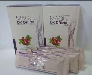 Maqui detox 排毒飲(一盒14小包)減肥飲
