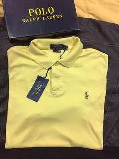 Ralph Lauren Polo Shirt Prima Cotton Authentic Preloved
