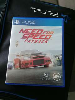 NFS Payback R3 PS4