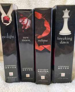 Twilight Series Books