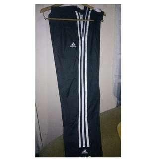 ADIDAS Original 3 stripes Sweat Pant Black Size M