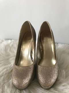 F21 Glitter Hell Stilletos
