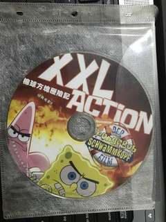 🚚 spongbob movie cd