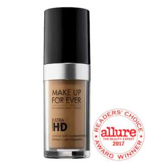 Make Up Forever Ultra HD foundation (Y385)