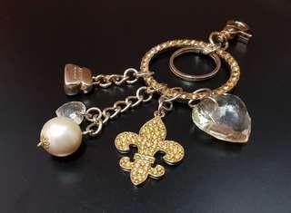 Kathy Van Zeeland Bag Charm/Keychain