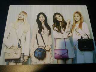 [√] BLACKPINK NOTEBOOK