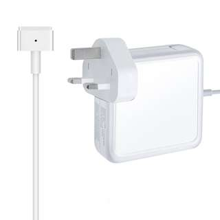804. Macbook Pro Charger, Replacement 60W T-Tip