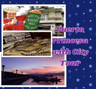 Puerto Princesa with City Tour