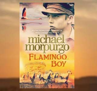 (BN) Flamingo Boy - Michael Morpurgo