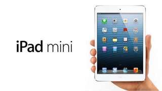 APPLE IPAD MINI complete set