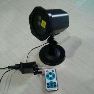 Laser Light Effect Machines