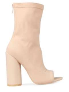 EGO sock boot nude