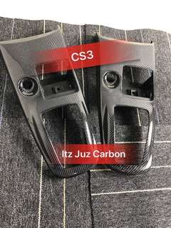 (Ready stock)CS3 Carbon Gear Panel (AT)