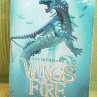 Wings of Fire Book Two The Lost Heir