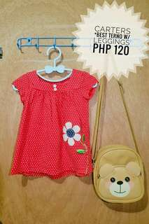 Top or Dress Red Carter's