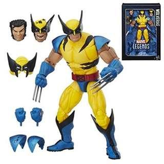 Wolverine 12 inch Marvel Legends