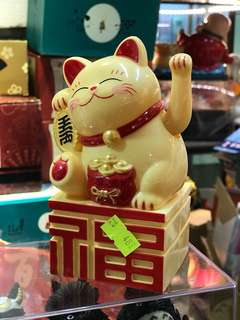 自動招財貓 Automatic Lucky Cat