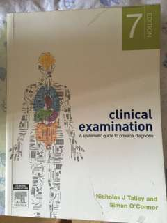 Clinical Examination Talley