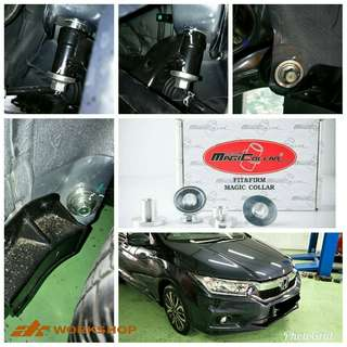 Magic Collar Kit For Honda City GM6