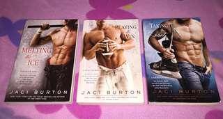 JACI BURTON BOOKS