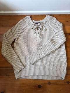 Knit Jumper Ally Size S