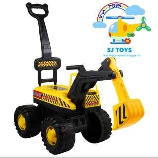 Winny will sbs 712 beko excavator maian anak mobil dorong