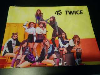 [√] TWICE FILE HOLDER