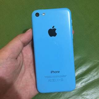 RUSH iPhone 5c