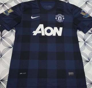 Authentic 13/14 Manchester United SS Jersey