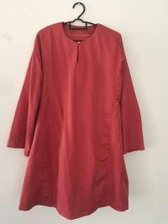 baju kurung riau pahang (baju sahaja)